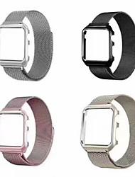 Недорогие -Ремешок для часов для Apple Watch Series 4 / Apple Watch Series 4/3/2/1 / Apple Watch Series 3 Apple Миланский ремешок / Бизнес группа Нержавеющая сталь Повязка на запястье