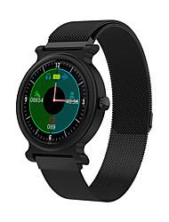 Недорогие -R20 Smart Watch BT Поддержка фитнес-трекер уведомить / монитор сердечного ритма Спорт водонепроницаемый SmartWatch совместимый Samsung / Android / Iphone