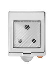 billige -sonoff s55 tpf-de wi-fi vanntett smart stikkontakt - sør-afrikansk plugg
