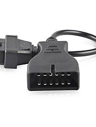 povoljno -obd 2 konektor adapter za gm 12 pin gm12 do 16-polni automatski dijagnostički kabel