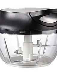 Недорогие -Нержавеющая сталь + категория А (ABS) Приспособления для чеснока Творческая кухня Гаджет Кухонная утварь Инструменты Необычные гаджеты для кухни 1шт