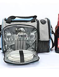 Недорогие -новый 2019 водонепроницаемый мешок для пикника с изоляцией портативный ткань тепловой сумка-холодильник большой объем хранения сумка для вина