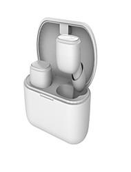 Недорогие -Langsdom F178 TWS True Беспроводные наушники Беспроводное Мобильный телефон Bluetooth 5.0 С подавлением шума