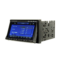 "cheap -7"" 2 Din LCD Touch Screen In-Dash Car DVD Player With Bluetooth,RDS,iPod-Input,ATV"