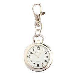 Жен. Модные часы нагрудные часы Кварцевый / сплав Группа Винтаж Серебристый металл