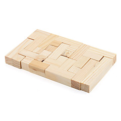 Rubikova kostka Hladký Speed Cube Magic Board profesionální úroveň Rychlost Magické kostky Dřevo Vánoce Nový rok Den dětí Dárek