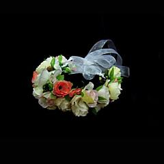 voordelige Hoofddeksels voor feesten-Zijde Kukat 1 Bruiloft Speciale gelegenheden  Helm