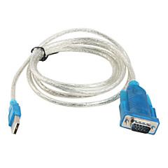 USB 2.0 zu RS232 Seriell Adapter-Kabel (115 cm)