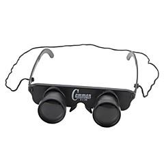 3X28 mm 双眼鏡 一般用途向け フィッシング