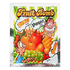 baratos -Brincadeiras Fruity-bomba Smelly Fart (10-Piece Set)