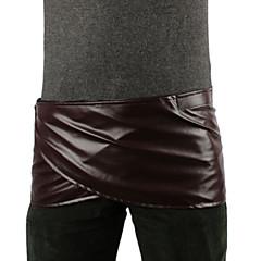 お買い得  Attack on Titan コスプレ衣装-多くのアクセサリー に触発さ 進撃の巨人 エレン・イェーガー アニメ系 コスプレアクセサリー ウエスト飾り ブラウン PUレザー 男性用
