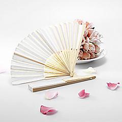 baratos Leques e Sombrinhas-Festa / Noite / Casual Material Decorações do casamento Férias / Tema Clássico Verão Todas as Estações