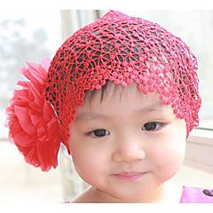 tanie Akcesoria dla dzieci-Akcesoria do włosów - Dla dziewczynek - Na każdy sezon Opaski na głowę - White Czerwony Różowy