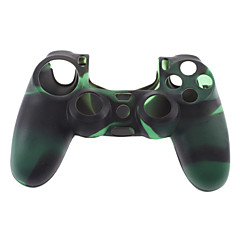 baratos -Protetor de caixa do controlador de jogo Para PS4 ,  Protetor de caixa do controlador de jogo Silicone 1 pcs unidade