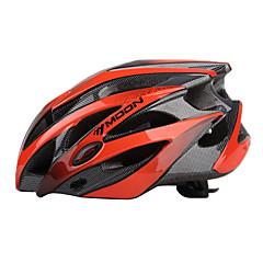 levne Helmy-MOON Bike přilba 21 Větrací otvory CE Cyklistika Half Shell Sportovní PC EPS Silniční cyklistika Cyklistika / Kolo Horské kolo