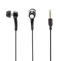 in-ear headphonefor ipod / ipad / iphone / mp3 (zwart)