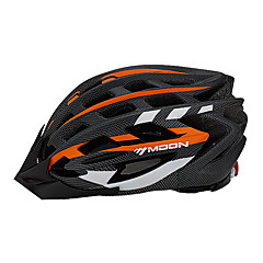MOON Women's Men's Unisex Bike Helmet 31 Vents Cycling Mountain Cycling Road Cycling Cycling L:58-61CM M:55-58CM PC EPS