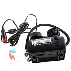 저렴한 -휴대용 자동차 / 자동차 12V 전기 공기 압축기 / 타이어 부 풀리는 장치 300PSI