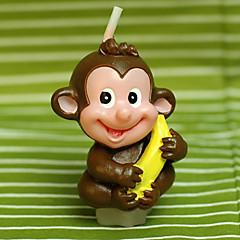 """Monkey Love Banana"" Candle"