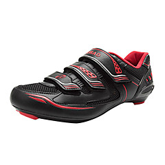Tiebao Tênis para Ciclismo Sapatos para Ciclismo Mulheres Homens Unisexo Anti-Escorregar Secagem Rápida Respirável Ultra Leve (UL)Ao ar