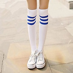 Κάλτσες & Καλτσόν Γλυκιά Λολίτα Κλασσική/Παραδοσιακή Lolita Lolita Lolita Αξεσουάρ Lolita Καλσόν Στάμπα Ριγέ Για Νάιλον