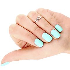 Női Testékszer Lábujjgyűrűk Ötvözet Egyedi Divat minimalista stílusú Ékszerek Arany Ezüst Ékszerek Napi Hétköznapi 1db