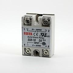 voordelige -Fotek solid state relais éénfase SSR-10da dc-ac 3-32v / 24-380v 10a