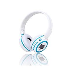 Zealot N65 ヘッドホン(ヘッドバンド型)Forメディアプレーヤー/タブレット 携帯電話 コンピュータWithマイク付き ボリュームコントロール FMラジオ ゲーム Hi-Fi