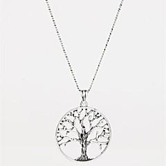 Ogrlice Ogrlice s privjeskom Jewelry Rođendan / Party Prijateljstvo Legura Srebrna 1pc Poklon