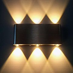 Χαμηλού Κόστους Ξεχωριστές απλίκες-BriLight Μοντέρνο / Σύγχρονο Μέταλλο Wall Light 90-240 V 1w