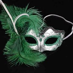 Skelett / Totenkopf Maske Frau Halloween Tag der Toten Fest / Feiertage Halloween Kostüme Solide