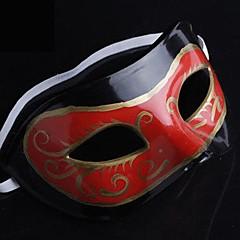 Cosplay Maske Mann Halloween Fest / Feiertage Halloween Kostüme Druck