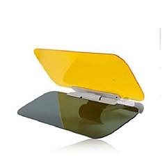 день и ночь автомобиль антибликовые очки ночного видения вождения зеркало солнцезащитные козырьки