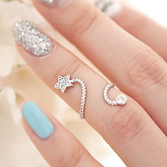 cheap Rings-Women's , Classic Alloy Princess Jewelry Party / Evening