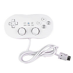 billiga Wii-tillbehör-Kabel Spelkontroll Till Wii U / Wii ,  Bärbar / Originella Spelkontroll Metall / ABS 1 pcs enhet