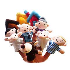 Prstová loutka Hračky Animák Zábava pro volný čas Chlapci / Dívčí Textil