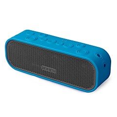 MOCREO Crater Portable Wireless Outdoor Bluetooth 4.0 Speaker IPx5 Waterproof with NFC, Built-in Microphone