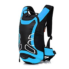 cheap Bike Bags-12 L Cycling Backpack Bike Saddle Bag Hiking & Backpacking Pack Camping / Hiking Swimming Football/Soccer Cycling / Bike Security