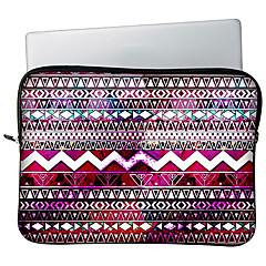 """Χαμηλού Κόστους Laptop Bags-huado® 13 """"15"""" h65885 μποέμ φυλών λωρίδα μοτίβο περίπτωση laptop μανίκι"""