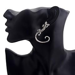 Ear Cuffs luksusowa biżuteria Europejski Akrylowy sztuczna Diament Stop Biżuteria Na Impreza Codzienny Casual