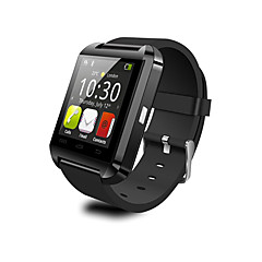 cheap -U watch U8 Smartwatch Android Bluetooth USB Sports Touch Screen Calories Burned Long Standby Distance Tracking Timer Stopwatch Call Reminder Activity Tracker Sleep Tracker / Sedentary Reminder