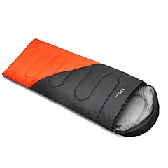 Vreća za spavanje Pravokutna vreća 5°C-15°C ° C Otporno na vlagu Otporno na kišu 210cmX75cm Lov Pješačenje Ribolov Plaža Kampiranje