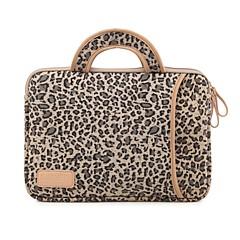 "LISEN 13"" 14"" 15"" Leopard grain Protective Sleeve Laptop Computer Handbag"