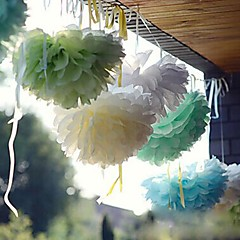 Pearl Paper Wedding Decorations Beach Theme Garden Theme Floral Theme Classic Theme Spring Summer Fall Winter
