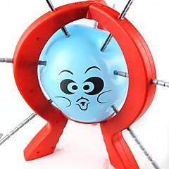 billige Originale moroleker-Ballonger Eventyrspill Oppblåsbar Fest sprengning Foreldre-barn Games Plast Kreativ 1pcs Deler Barne Voksne Gave