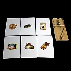 magic rekvisiitta - etsii kortin hiirenloukku