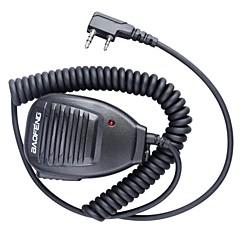 お買い得  トランシーバー-baofengの5R-マイクプロの高品質ユニークなデザイントランシーバーハンドマイク