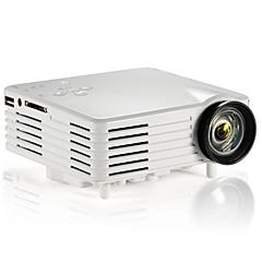 ViviBright® GP7S LCD Mini Projetor HVGA (480x320) 120 Lumens LED 4:3/16:9