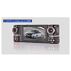 cheap Car DVR-GS50 Car Dvr Allwinner F20 Chipset 2.7 Inch 120 Degree View Angle 4X Digital Zoom Dual Lens