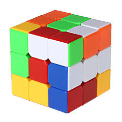 cheap -Magic Cube IQ Cube 3*3*3 Smooth Speed Cube Magic Cube Educational Toy Puzzle Cube Professional Level Speed Smooth Birthday Classic & Timeless Kid's Adults' Toy Boys' Girls' Gift